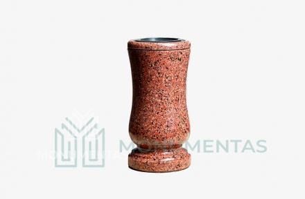 Akmens masės vaza V11