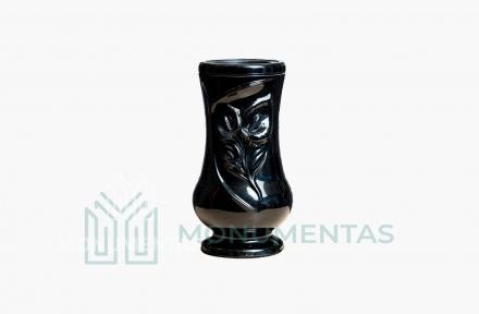 Akmens masės vaza V1