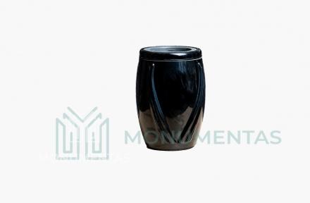 Akmens masės vaza V2