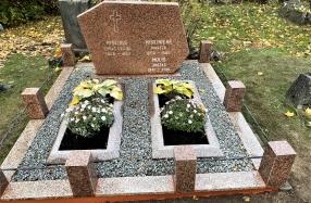 Darbai kultūros paveldo kapinėse