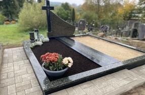 Įrengta kapavietė Vilniaus rajone