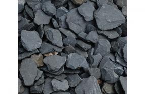 Juodo skalūno akmenukai