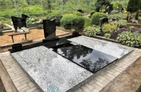 Kapo tvarkymas granito plokštėmis
