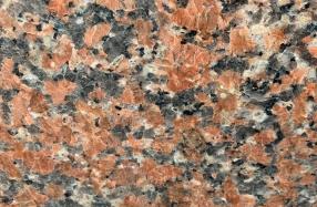 Maple red granito plokštė