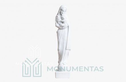 Mergelė Marija (39cm) S26