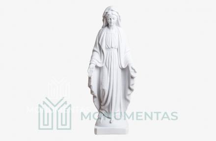 Mergelė Marija (42cm) S28
