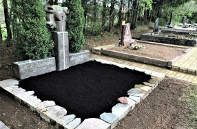 Renovuoti kapai galerija
