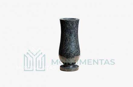 Žalio granito vaza V7